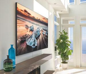 Samsung, 8K-Fernseher, Q950