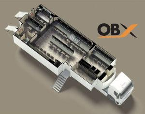 OBX, Ü-Wagen, IBC2019