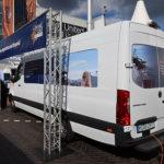 IBC 2019: Broadcast Solutions zeigt Concept Van