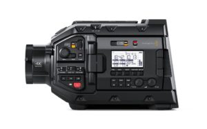 Blackmagic URSA Broadcast Bedienfeld