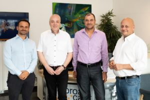 Broadcast Solutions wächst in Middle East & Afrika