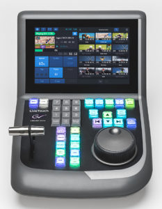 Grass Valley, LiveTouch