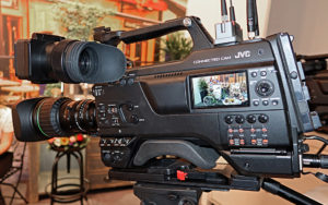 JVC, IBC2019, Connected Cam, GY-HC900