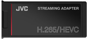 JVC, IBC2019, Streaming-Adapter