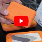 IBC2019: LaCie mit robusten SSDs