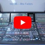 IBC2019: Lawo mc²96 Xtra Fader-Version