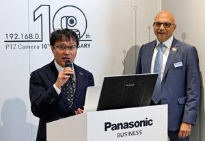 Panasonic, IBC2019, Stand