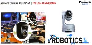 Panasonic, IBC2019, Grafik, PTZ