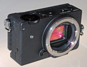 Sigma fp, Kamera