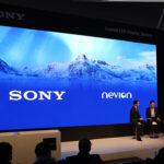 IBC2019: IP-Demo, -Perspektive und -Produkte von Sony