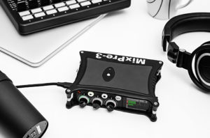 Sound Devices, MicPre3-II