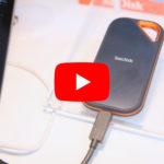 IBC2019: Neue Speicherkarte und SSD