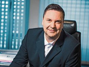 Detlef Sold, Geschäftsführer, SonoVTS