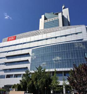 BTV, Beijing Television, Gebäude