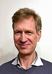 Roland Kuhne, Vorsitzender der Betriebsgruppe »Freie«, VRFF