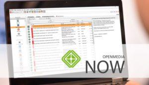 OpenMedia Now ist jetzt verfügbar.