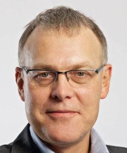 Manfred Heinen, Senior Vice President, Arvato Systems, Porträt