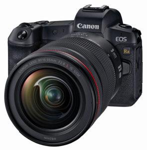 Canon, Eos Ra