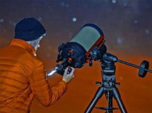 Canon, Eos Ra, Teleskop