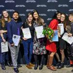 Preisverleihung beim Filmschoolfest Munich
