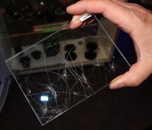 IBE, Optik-Filter