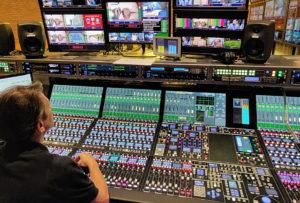 Lawo, Channel One Russia, mc²96