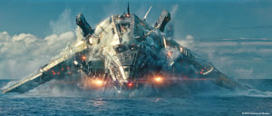 Still, »Battleship«, Universal Studios