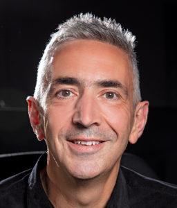 Marc Dando, Chief Design Officer, X2X, Porträt