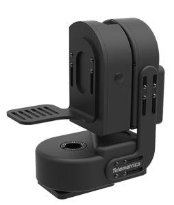 Telemetrics, Kamerakopf, Pan/Tilt-Head