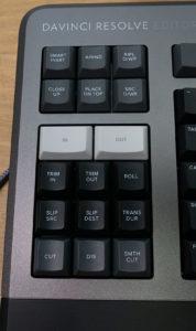 Editor Keyboard