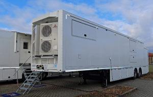 Broadcast Solutions, Ü-Wagen