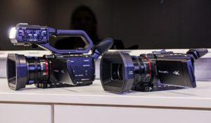 Camcorder, Panasonic, HC-X1500, HC-X2000