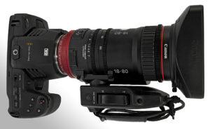 BM Pocket 6K, Canon CN-E 18-80, Zoomobjektiv, © Nonkonform