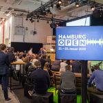 Gelungener Auftakt: Hamburg Open auf dem Messegelände