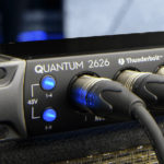 Neues Thunderbolt-Audio-Interface Quantum 2626