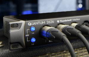 PreSonus, Quantum 2626, Detail