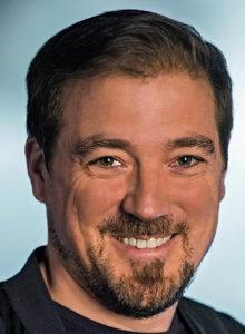Daniel Vogl, Director Operations, Arri Media München, Porträt