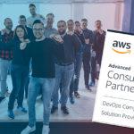 Arvato: DevOps-Kompetenzstatus bei AWS
