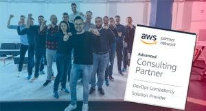 AWS Business Group, Arvato, DevOps