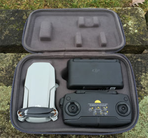 Mavic Mini, DJI, Drohne, Case