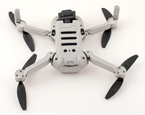 Mavic Mini, DJI, Drohne, Downside