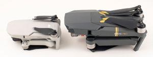 Mavic Mini, Mavic Pro, DJI, Drohnen