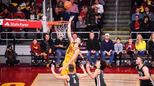 Basketball, USC Trojans, Washington State Cougars