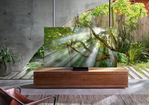 Samsung, 8K-Fernseher, Q950T