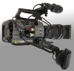 Sony, Kamera, Camcorder, PXW-FX9, © Nonkonform