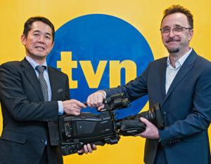 TVN, Sony, Kajita, Kielmel, Camcorder PXW-Z750