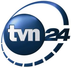 TVN24, Logo