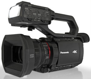 Camcorder, Panasonic, AG-CX10, Totale, © Nonkonform