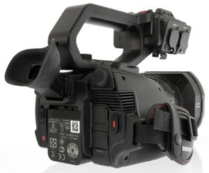 Camcorder, Panasonic, AG-CX10, Totale, © Nonkonform