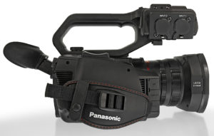 Camcorder, Panasonic, AG-CX10, Total, © Nonkonform